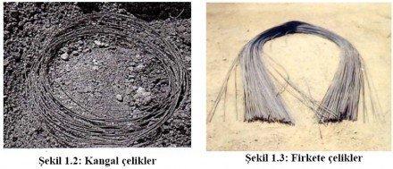 Kangal firkete çelik demir resim