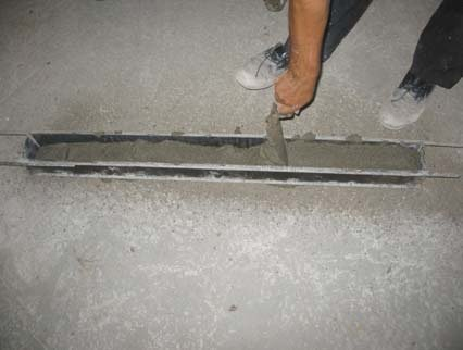 Lento yapma beton resim